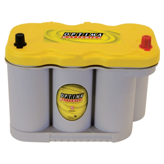 Optima D27F Yellow Top Battery