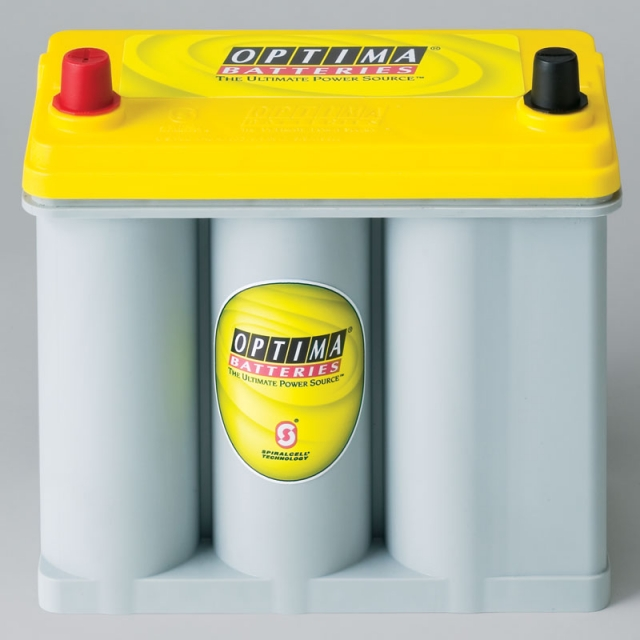 Optima D51 Yellow Top Battery
