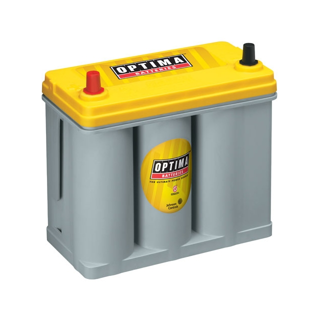 Optima DS46B24R Yellow Top Battery Left