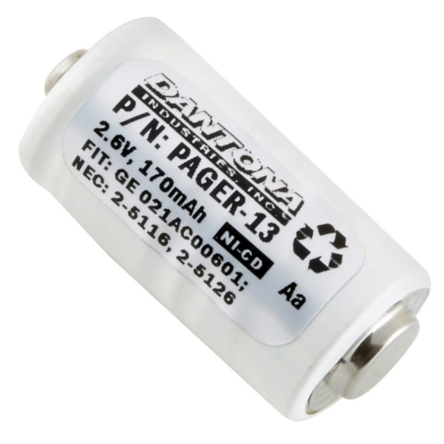 NEC 41686, 41696 Pager Battery