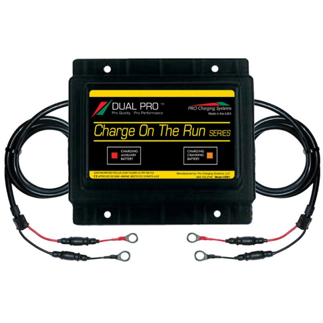 Pro Charging Systems CRS1 Charge on the Run Battery Charger