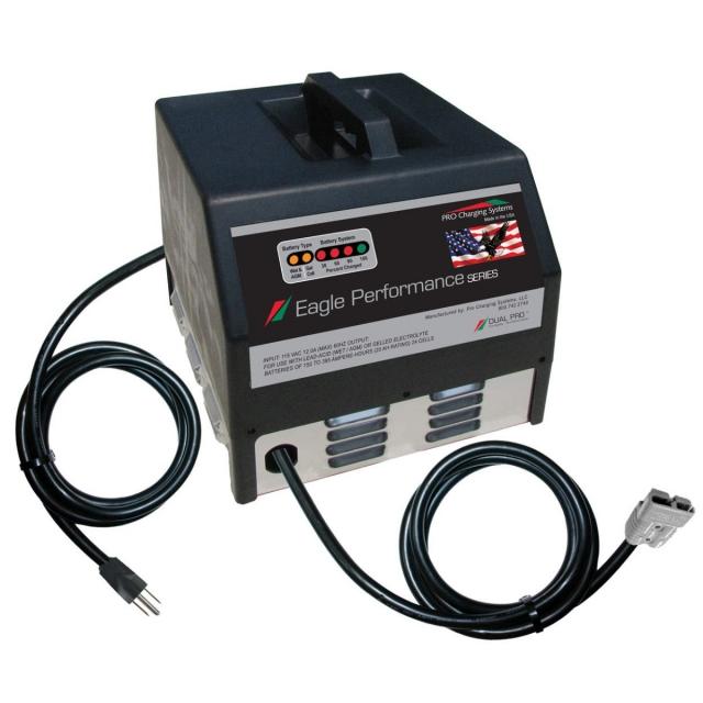 Eagle Performance i6414 Battery Charger, 64 Volt 14 Amp