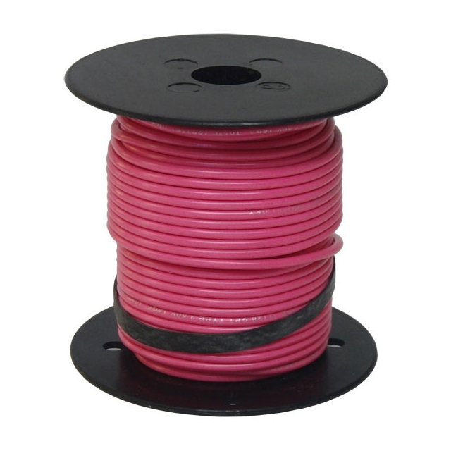 14 Gauge Pink Wire - General Purpose Primary Wire