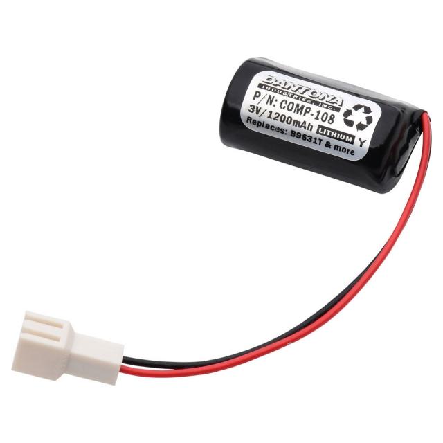 Allen Bradley A-40840-512-01 Programmable Logic Controller Battery