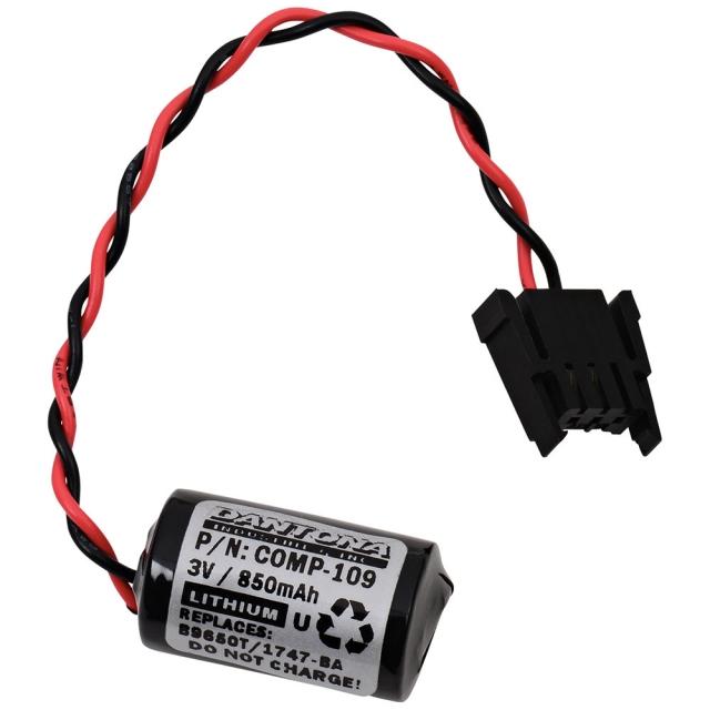 Allen Bradley A-40063-043-011 Programmable Logic Controller Battery