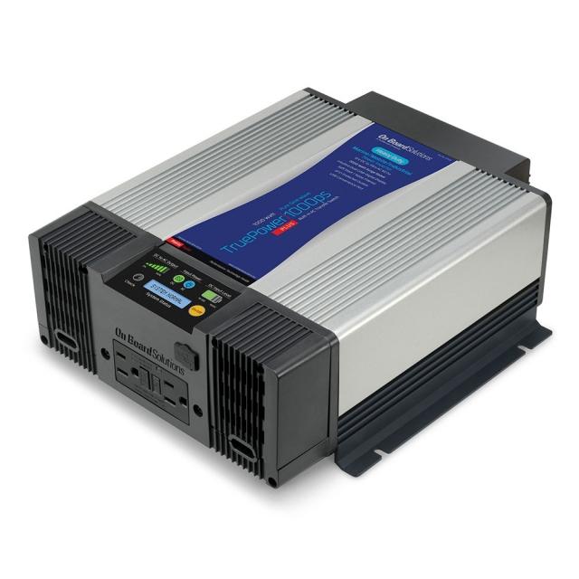 ProMariner TruePower Plus 1000 Watt Power Inverter, Pure Sine Wave