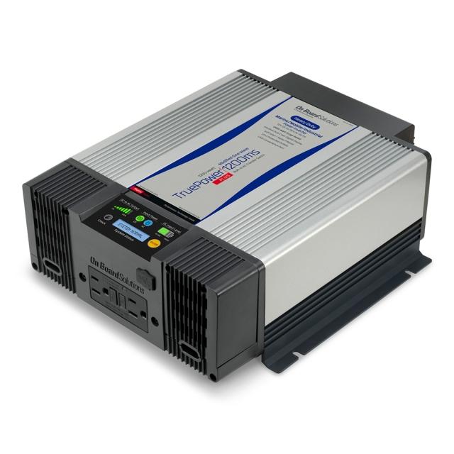 ProMariner TruePower Plus 1200 Watt Power Inverter, Modified Sine Wave