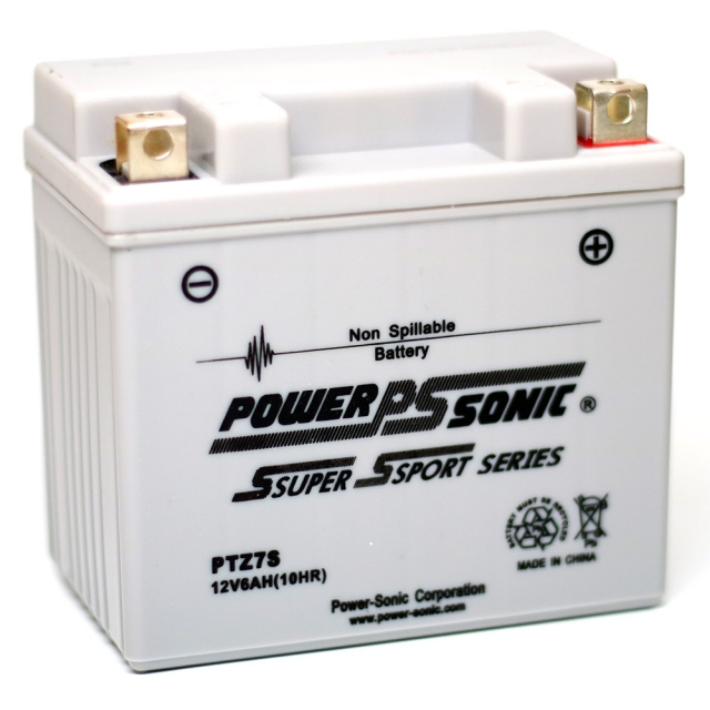 PTZ7S AGM Power Sports Battery