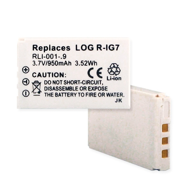 Logitech & Monster Universal Remote Control Battery