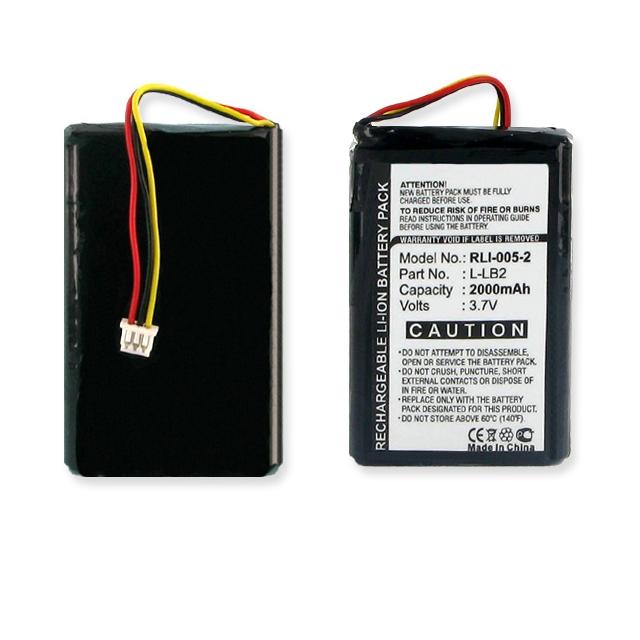 Logitech Mx1000, M-RAG97 & L-LB2 Remote Control Battery