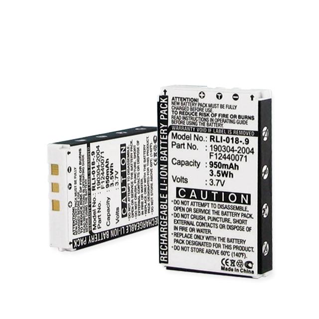 Logitech Dinovo Edge Universal Remote Battery