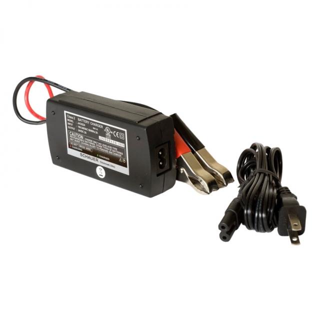 Schauer JAC0212C 12 Volt 2 Amp Automatic Battery Charger