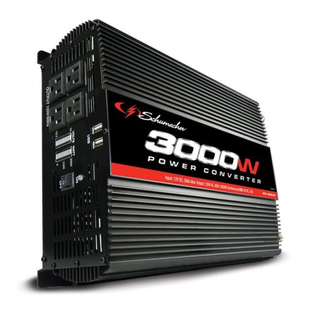 Schumacher 3000 Watt Power Inverter
