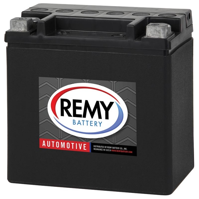 Start / Stop AUX14 Auxiliary Battery
