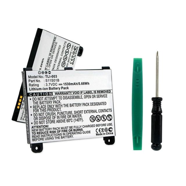 Kindle 2, D00511, D00611 & D00701 E-Reader Battery