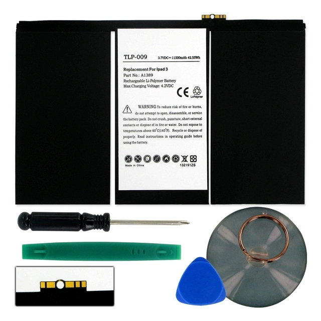 Apple iPad 3 & iPad 4 Battery