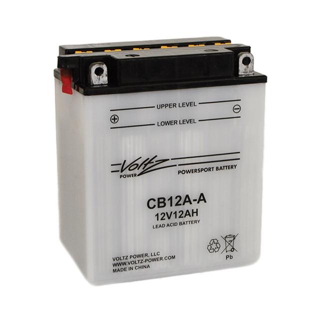 Voltz Power CB12A-A power sports battery, 12V 12AH
