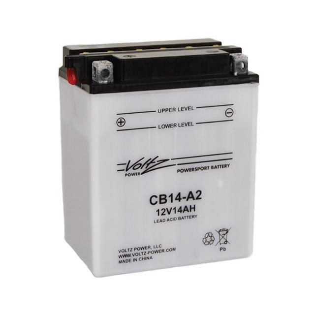YB14-A2 / CB14-A2 High Performance Power Sports Battery