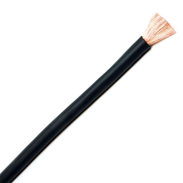 6 Gauge Welding Cable, Black