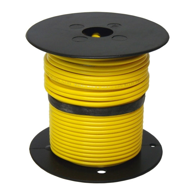 16 Gauge Yellow Wire - General Purpose Primary Wire