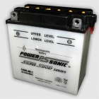 Power Sonic 12N9-4B-1 conventional flooded power sports battery