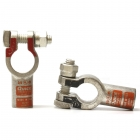 2/0 Gauge Straight Terminal Clamp Connector