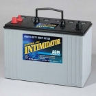 Intimidator 8A31DTM Group 31 AGM Battery