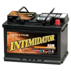 Intimidator 9A48 Group Size 48 AGM Starting and Deep Cycle Battery