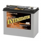 Intimidator 9A51R Group 51R AGM Battery