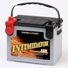 Intimidator 9A75DT Group 75DT AGM Battery