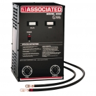Associated Equipment Model 6068 Parallel Battery Charger, Charges  up to 36 - 12 Volt Batteries in under 24 hours.
