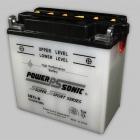 YB7L-B / CB7L-B High Performance Power Sports Battery