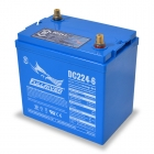 Fullriver DC224-6 GC2 Golf Cart Deep Cycle AGM Battery