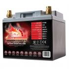 Fullriver Full Throttle FT560 AGM Battery, Group Size 26R