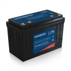 Power Sonic 12.8V 100Ah LiFePO4 Battery, PSL-BTP-121000