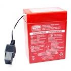 Power Wheels Battery - 6 Volt Red Case