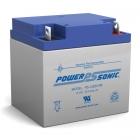 PS-12280 - 12 Volt 28 Ah Sealed Lead Acid Battery