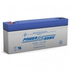 PS-1229 - 12 Volt 2.9 Ah Sealed Lead Acid Battery