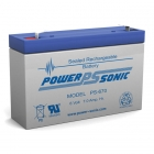 PS-670 - 6 Volt 7 Ah Sealed Lead Acid Battery