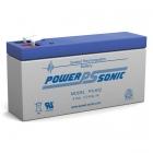 PS-832 - 8 Volt 3.2 Ah Sealed Lead Acid Battery
