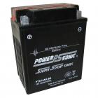 PTX14AH-BS AGM Power Sports Battery