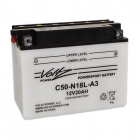 C50-N18L-A3 Power Sports Battery, with Acid