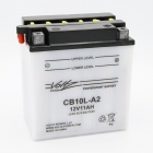 CB10L-A2 Power Sports Battery, with Acid