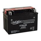 VTX9-B-BS Sealed AGM Power Sports Battery
