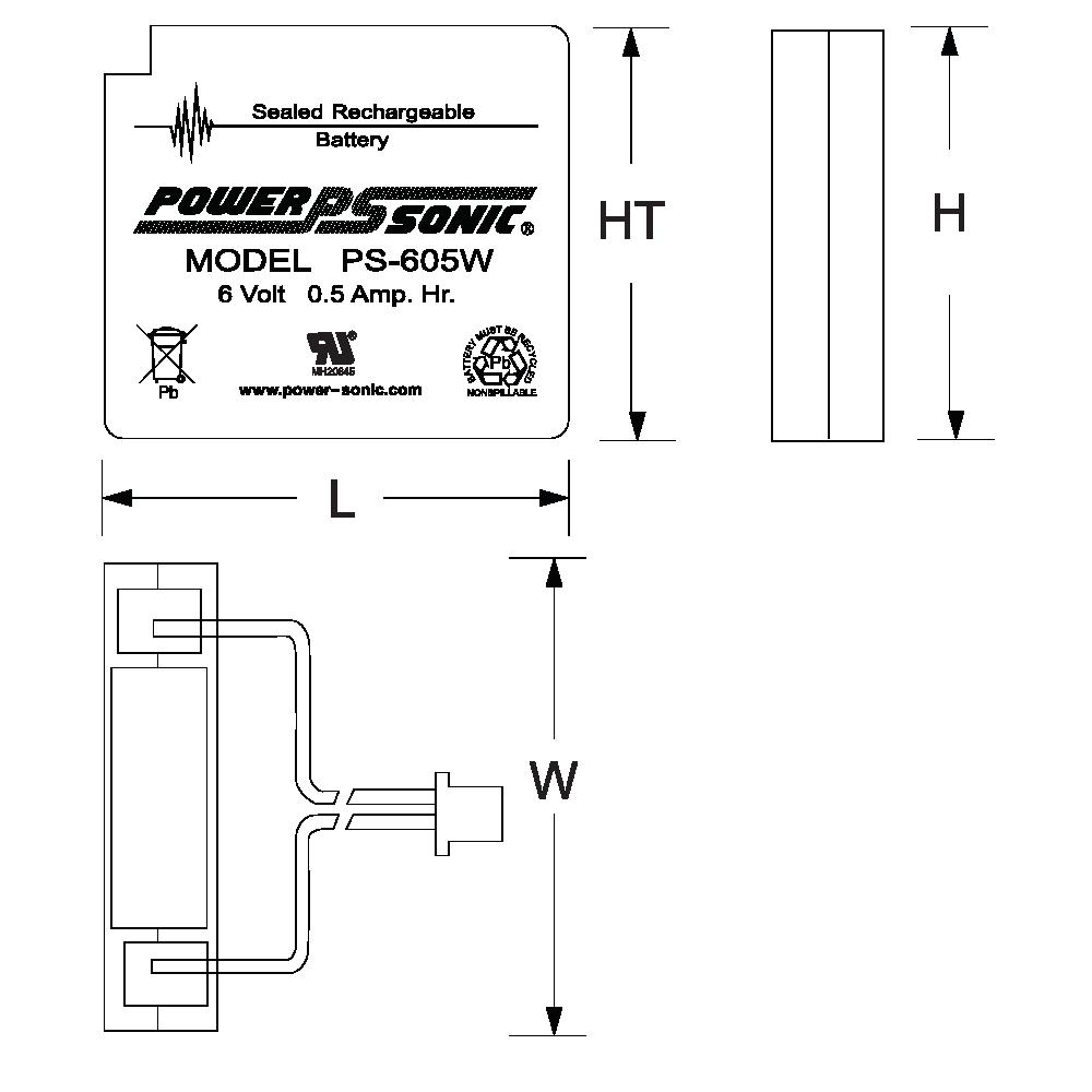 ps-605-dimensions