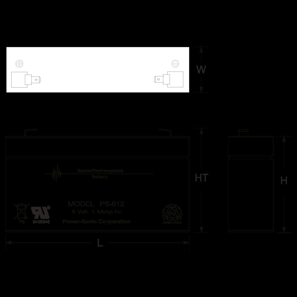 ps-612-dimensions